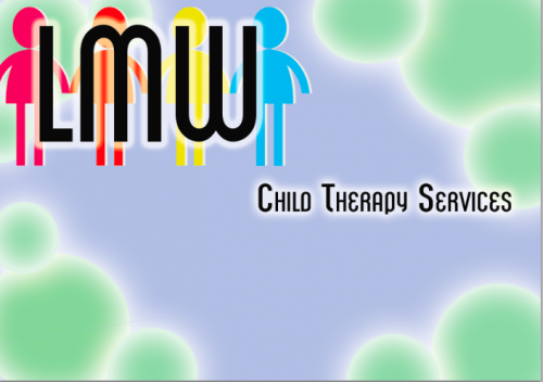 LMW Child Therapy Services, Design 3
