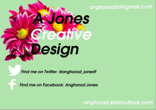 My own business card